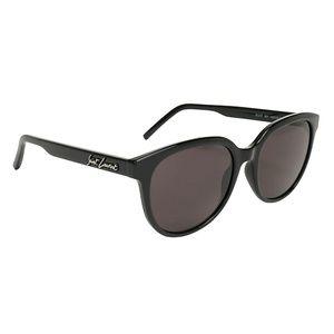 Saint Laurent Black (001) Sl 317 Lens Sunglasses
